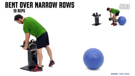 【背部肌肉锻炼】背阔肌锻炼方法