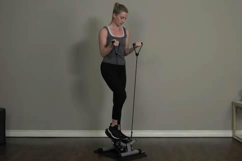 家用踏步机