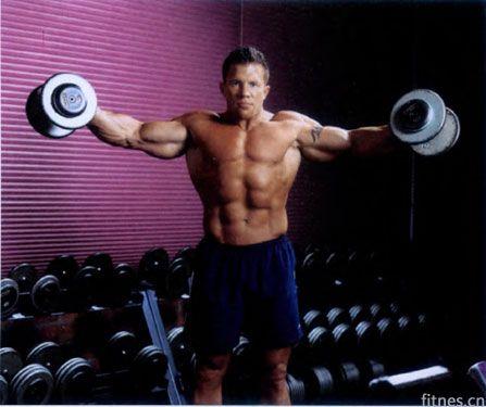 肩部训练计划(图文)_肩部锻炼方法-我爱健身网