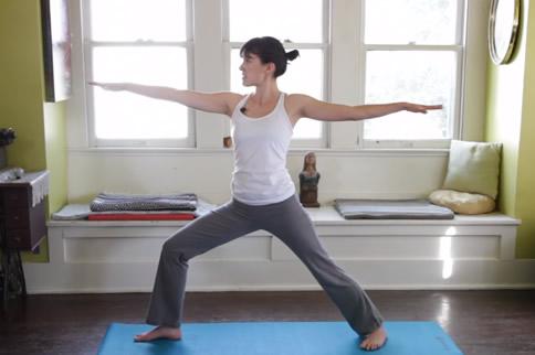 经典力量瑜伽体式有哪些-增肌教程
