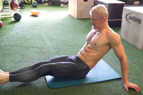 最好的收腹运动有哪些动作-增肌教程