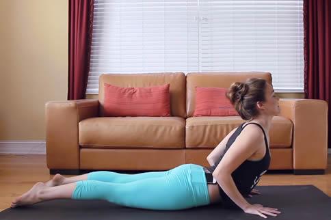 眼镜蛇式动作要领详细教学-增肌教程