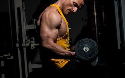 肱二头肌/肱三头肌训练计划(图文)