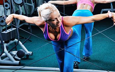 绳索锻炼方法图解
